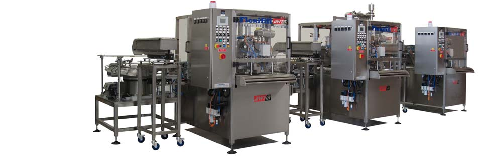 The M 135 Filler Is An Economical Easy To Use And Maintain Option For Filling Bag In Box Packaging